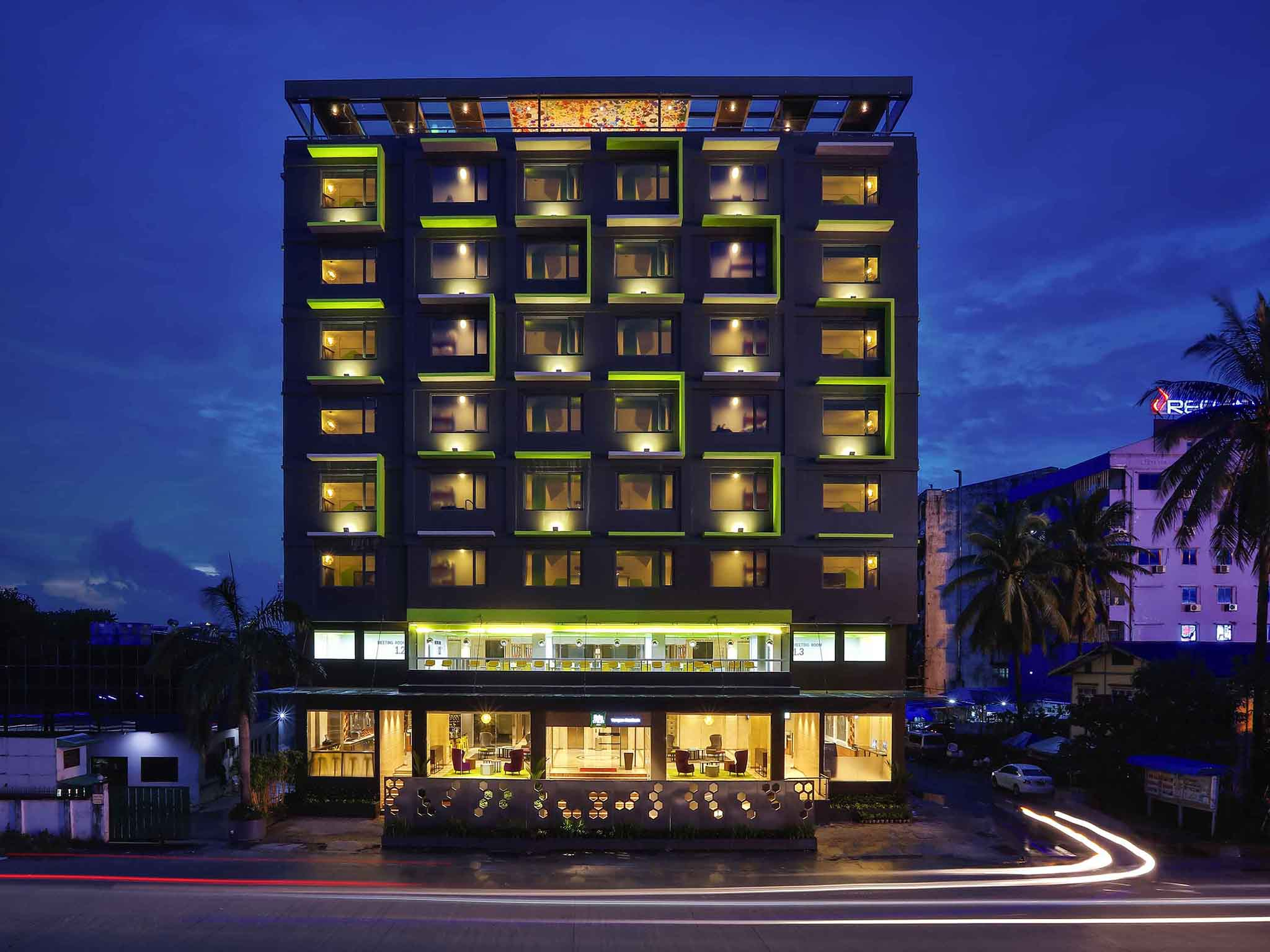 Ibis Styles Yangon Stadium Is A Hotel With Unique Cosy Yet Personalized Design It One Of The Hotels Under Management By Accor Group